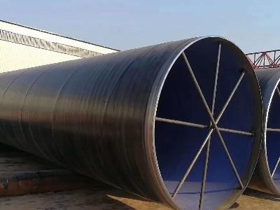 3PE防腐螺旋管