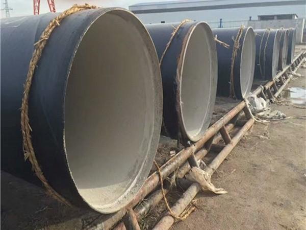 水泥沙浆衬里钢管