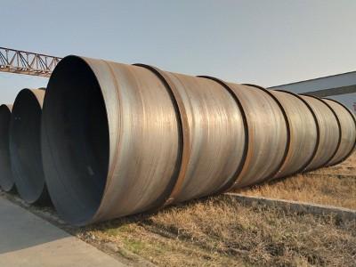加筋螺旋钢管