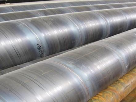 国标螺旋钢管GB/T9711-2012