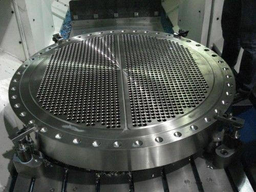 管板,换热器管板。孔板法兰