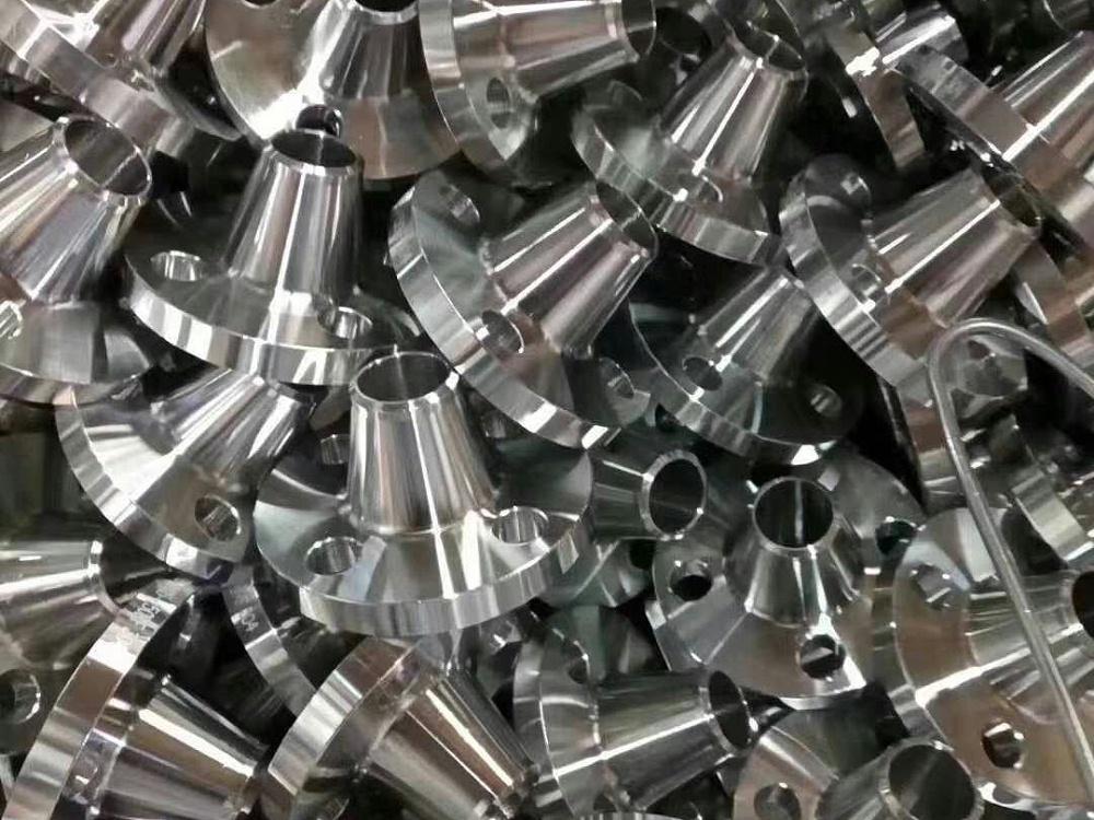 WN RF 不锈钢316L 带颈对焊法兰HG20592-2009 ASME B16.5